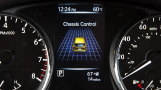 2017 Nissan Rogue Sport - Vehicle Information Display