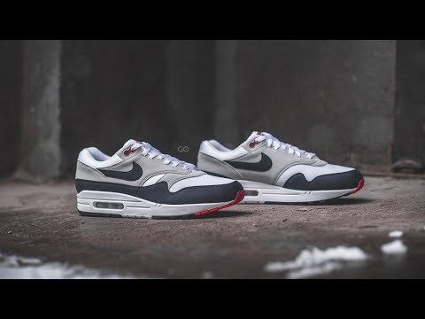 "Review & On-Feet: Nike Air Max 1 Anniversary ""Obsidian"""