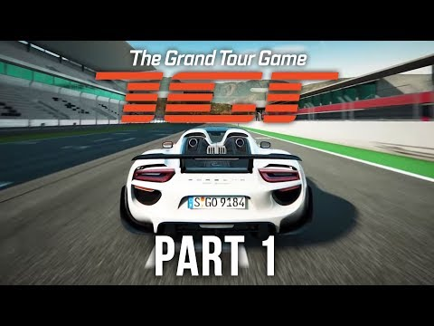 THE GRAND TOUR GAME Gameplay Walkthrough Part 1 - SEASON 1