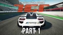THE GRAND TOUR GAME Gameplay Walkthrough Part 1 - SEASON 1