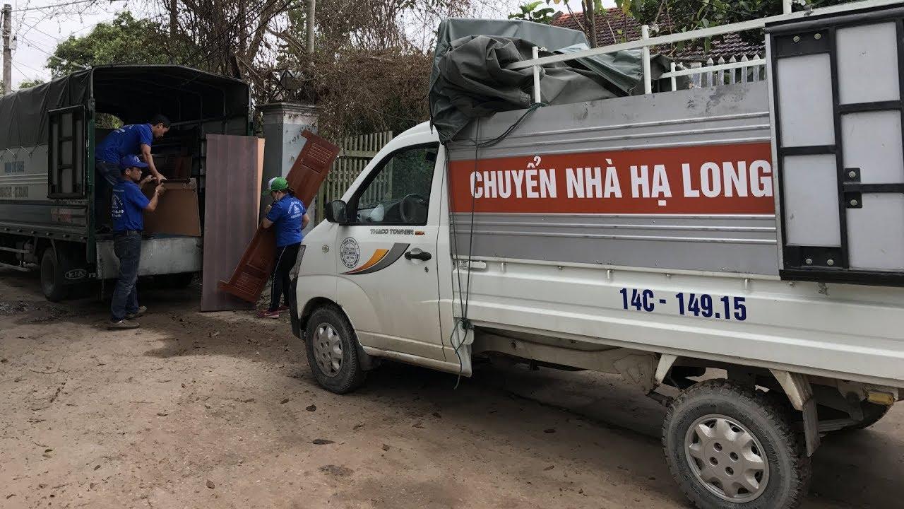 Dịch vụ chuyển nhà trọn gói tại Hạ Long uy tín