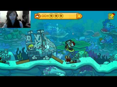 Scribblenauts - Cthulhu vs  The Kraken