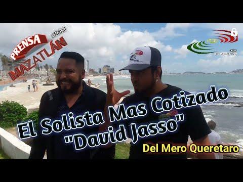 Entrevista a David jasso solista del mero Queretaro