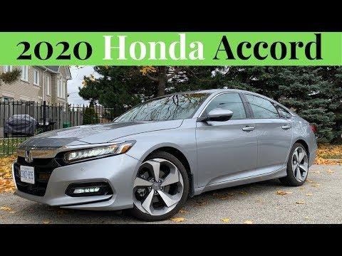Perks, Quirks & Irks - 2020 Honda Accord - Striking A Chord