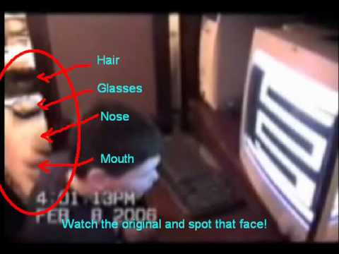 scary maze prank hidden face in video youtube