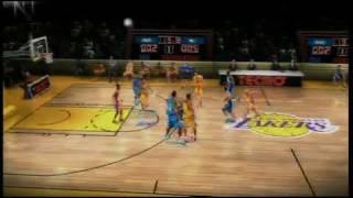 NBA UNRIVALED - Gameplay Xbox Live Arcade