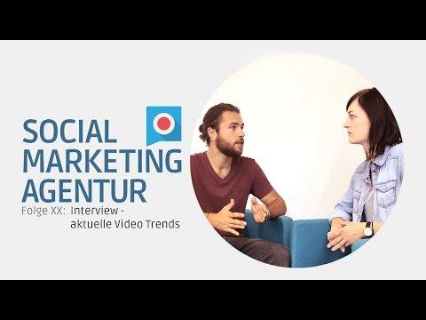 Interview - aktuelle Video Trends