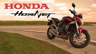 2007 Honda CB600F Hornet (599) Review - Pure Sound (Stock Exhaust)