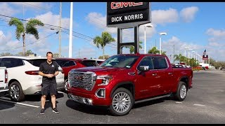 Is the 2019 GMC Sierra Denali the GREATEST truck to BUY?