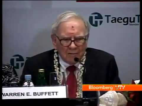 Warren Buffett   There is Only One Type of Investment Risk
