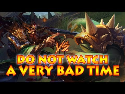 TRYNDAMERE VS RAMMUS TOP - DIAMOND SOLOQ: Analysing Tilt and Mistakes [Patch7.15]