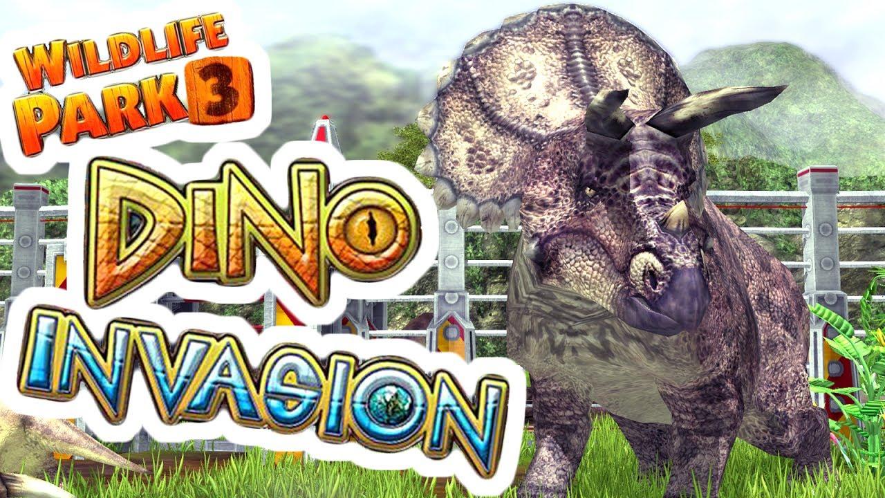 triceratops exhibit wildlife park 3 dino invasion dlc part 3 youtube. Black Bedroom Furniture Sets. Home Design Ideas