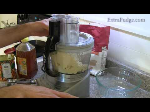 Worlds Best Pizza Dough Using Your Food Processor