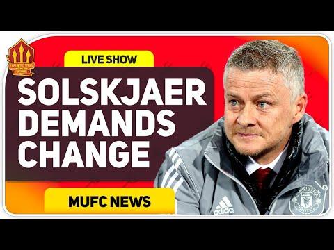 Solskjaer's Ruthless Streak! Lingard Transfer Chase! Man Utd News Now
