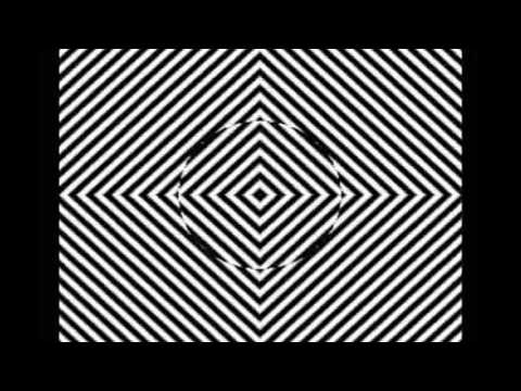 Black And White Feature Wall Wallpaper Hypnotise Yourself Melting Walls Youtube
