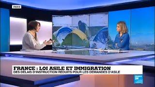 Loi asile et immigration :