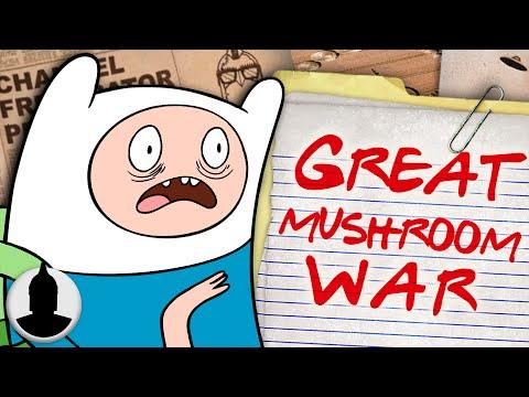 When Did Adventure Time's Great Mushroom War Happen? - Cartoon Conspiracy (Ep. 113)
