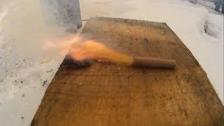 Изготовление ракеты дома. Изготовление сопла. Ракетное топливо.