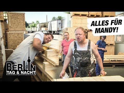 Basti gibt alles für Mandy #1764   Berlin - Tag & Nacht