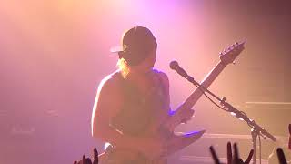 """""""Crazy doctor"""" - Japanese Heavy Metal Icons Loudness live @ Backsta..."""
