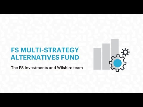 The FS Investments & Wilshire team | FS Multi-Strategy Alternatives Fund