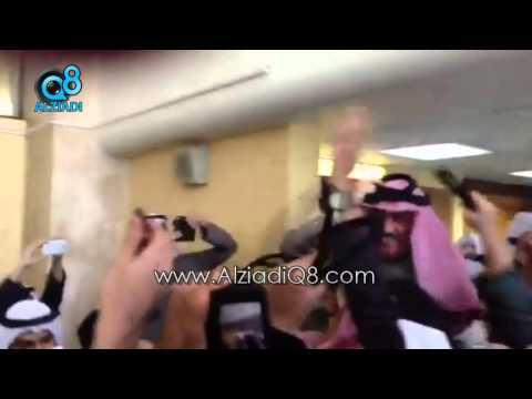 هتافات اسجنونا بدال مسلم البراك   يوم محاكمة ضمير الأمة