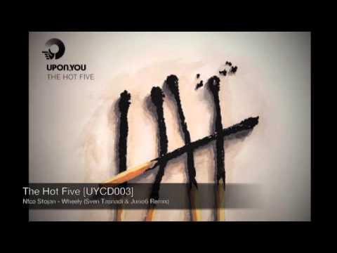 UYCD003 N!co Stojan - Wheely (Sven Tasnadi & Juno6 Remix)