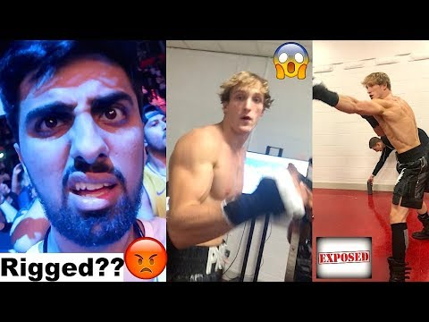 KSI vs LOGAN PAUL ( THE TRUTH ) *WITH FOOTAGE* !!!