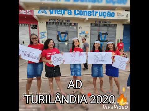 Evangelismo da AD no Campo de TURILÂNDIA