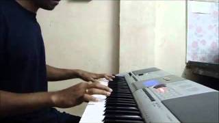 Aaja Main Hawaon Main Uthake from Yuvraaj Piano cover by Harshdev Joshi
