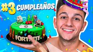El Cumpleaños De Fortnite.