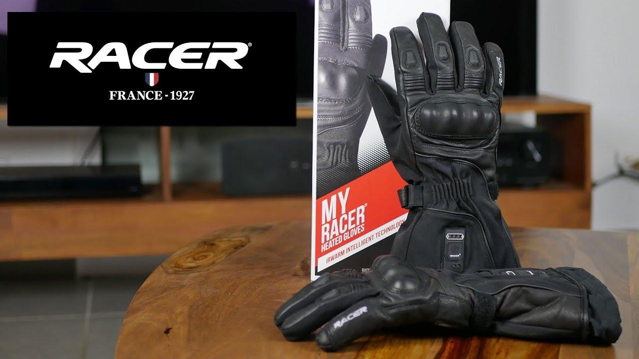 achat le plus récent original de premier ordre enfant Test des gants hiver chauffants Racer Heat 3 ...