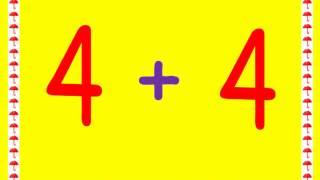 Математика. Состав числа 8