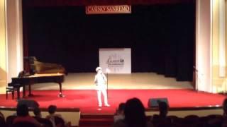 Копия видео Рио Санремо Италия Миша 1-е место вокал(, 2015-07-25T19:39:30.000Z)