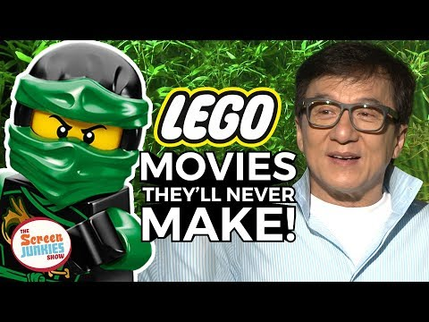 Download Youtube: Lego Movies They'll NEVER Make w/ Jackie Chan & Ninjago Cast