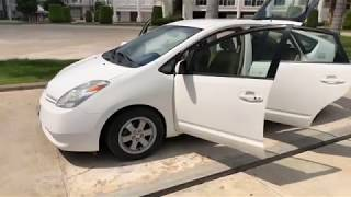 ឡានមួយទឹកថ្មីចេស | Toyota Prius 2005 Full option | Used Car