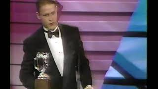 Pavel Bure, Trophée Calder 1991-92,
