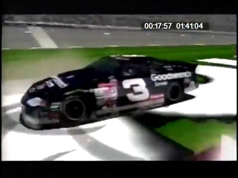 NASCAR 2001 EA Sports commercial (includes the PC as a platform)