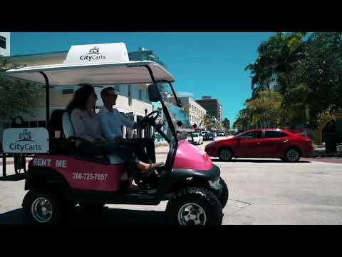 golf cart rental near me