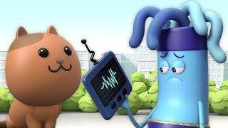 Aquarius com meow nikasi | video astrologi untuk anak-anak | video dalam Indonesia