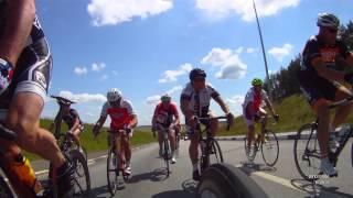 Открытый чемпионат России по велоспорту на шоссе Мастерс 2015. Часть 1