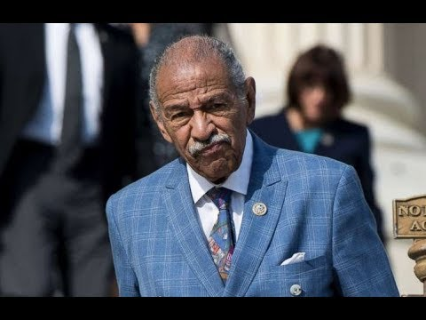 John Conyers Steps Down as Ranking Member of Judiciary Committee - LIVE COVERAGE