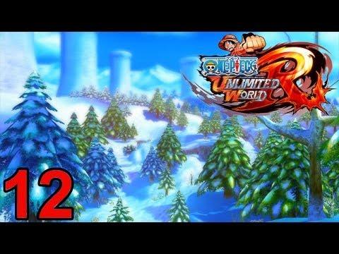 Let's Play One Piece Unlimited World Red [German][Blind][#12] Ganz Schön Kalt Hier!
