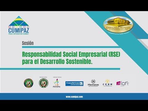 CUMIPAZ 2017 - Transmisión: Sesión de Responsabilidad Social Empresarial (RSE)   EMAP