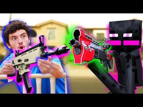 Fortnite meets Minecraft 2