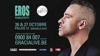 Eros Ramazzotti en concert les 26 et 27 octobre au Palais 12 à Bruxelles