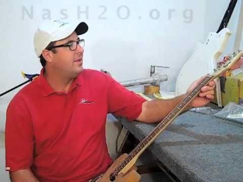 Vince Gill - Steve Ripley's Guitar