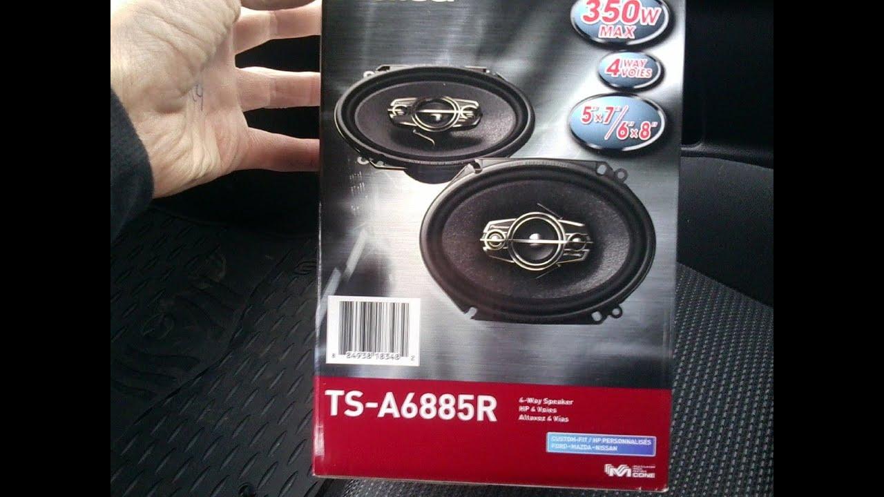 2012 Mazda 3 Audio Upgrade June 15 2013 Youtube
