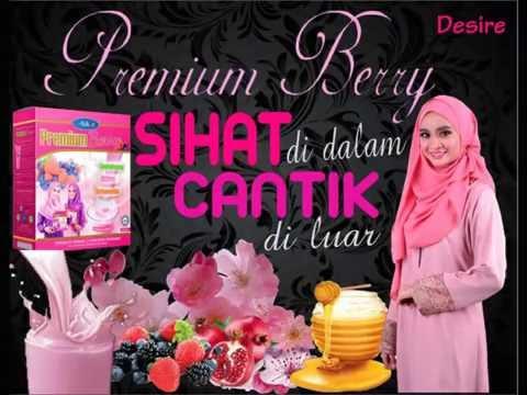 iSihat Premium Berry Speechless