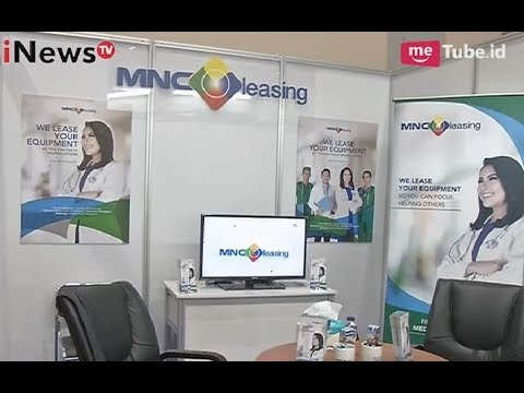 MNC Leasing Ikut Berpartisipasi di Hospital Expo 2017 - iNews Malam 19/10